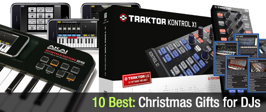 10 Best: Christmas gifts for DJs | Juno Plus