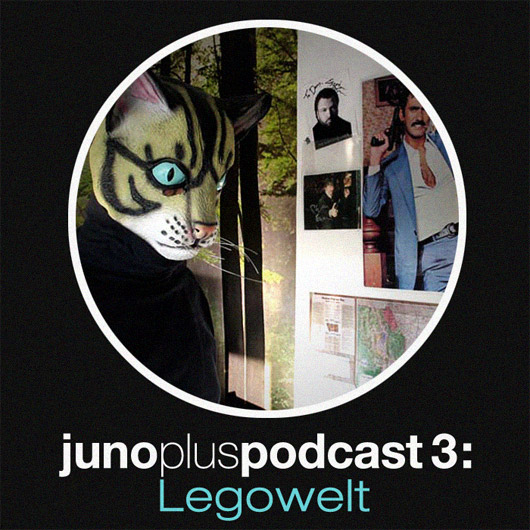 Juno Plus Podcast 03: Legowelt