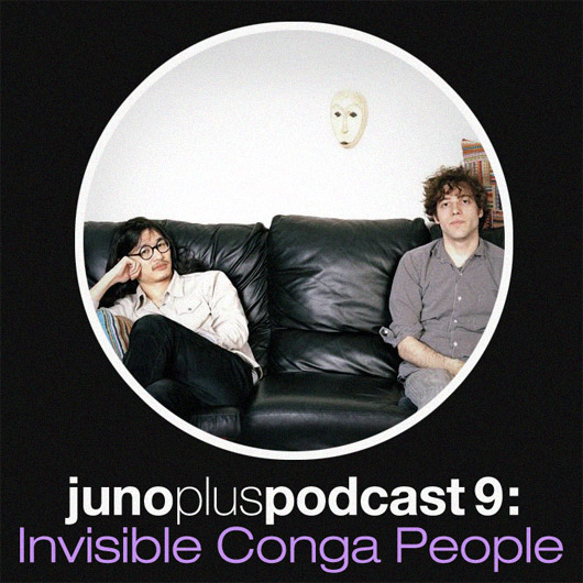 Juno Plus Podcast 09: Invisible Conga People