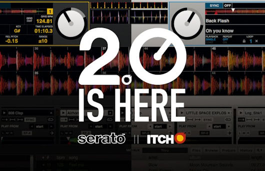 Serato Itch 2 0 is here | Juno Reviews