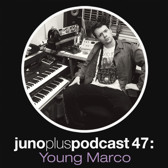 Juno Plus Podcast 47: Young Marco