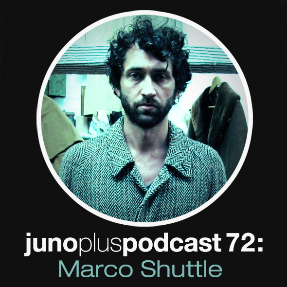 Juno Plus Podcast 72: Marco Shuttle