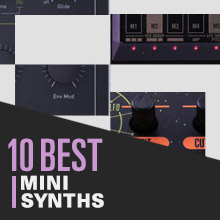 10 Best: Mini Synths