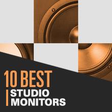 10 Best: Studio Monitors