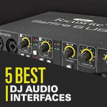 5 Best: DJ Audio Interfaces
