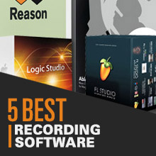 5 Best: Recording Software