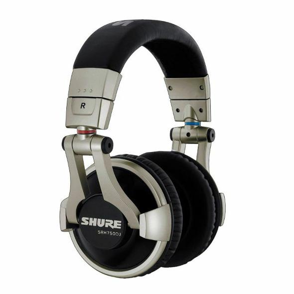 Shure - SRH750DJ