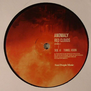 Anomaly - Red Clouds