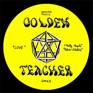 Golden Teacher - Party People
