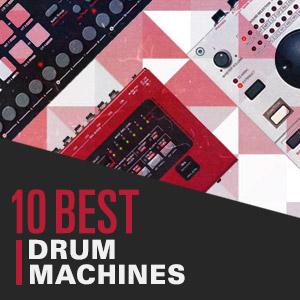 10 Best: Drum Machines