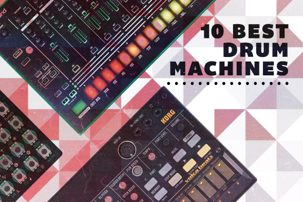 10 Best Drum Machines | Juno Plus