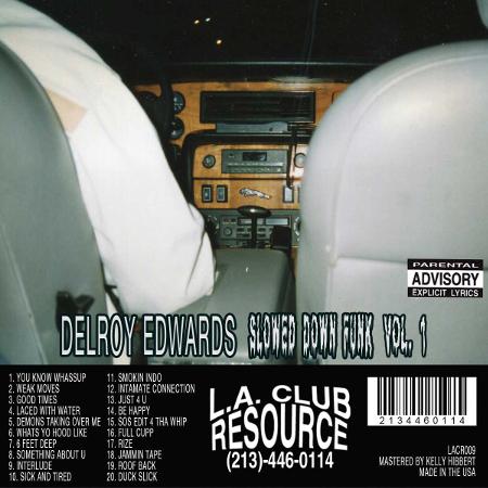 Slowed Down Funk Vol. 1