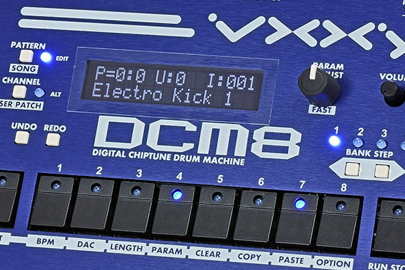 VXXY - DCM8