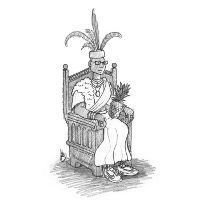 King Bromeliad