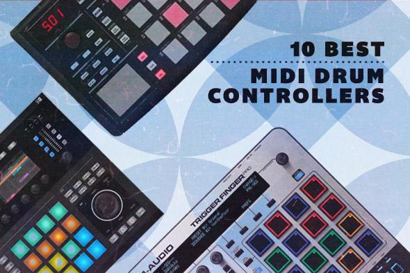 10 Best: MIDI Drum Controllers | Juno Reviews