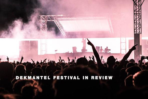 Dekmantel Festival In Review