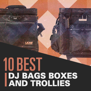 10 Best: DJ Bags, Boxes and Trollies