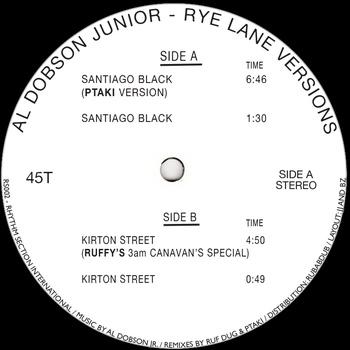 Al Dobson Jr - Rye Lane Versions