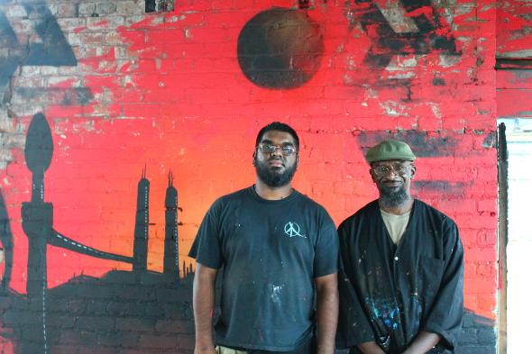 Abdul Qadim Haqq Presents 25 Years Of Techno Art
