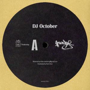 DJ October - Gate 2 Yesterday
