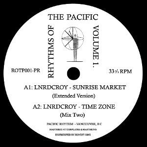 Various - Rhythms Of The Pacific Volume 1