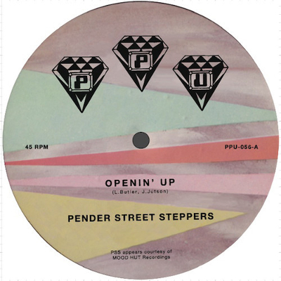 Pender Street Steppers - Openin Up
