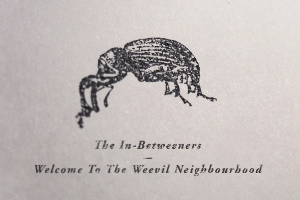 The In-Betweeners: Welcome To The Weevil Neighbourhood