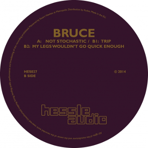 Bruce - Not Stochastic
