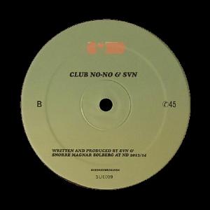 SVN & Club No-No - SUED 9