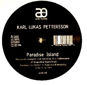 Karl Lukas Petterson - Paradise Island