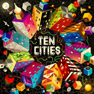 Various Artists - Ten Cities