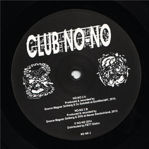 Snorre Magnar Solberg with DJ Sotofett & SVN - No No 2