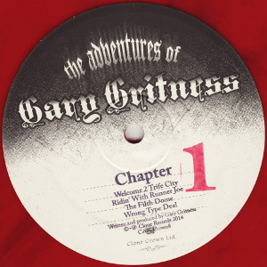 Gary Gritness - The Adventures of Gary Gritness Chapter 1