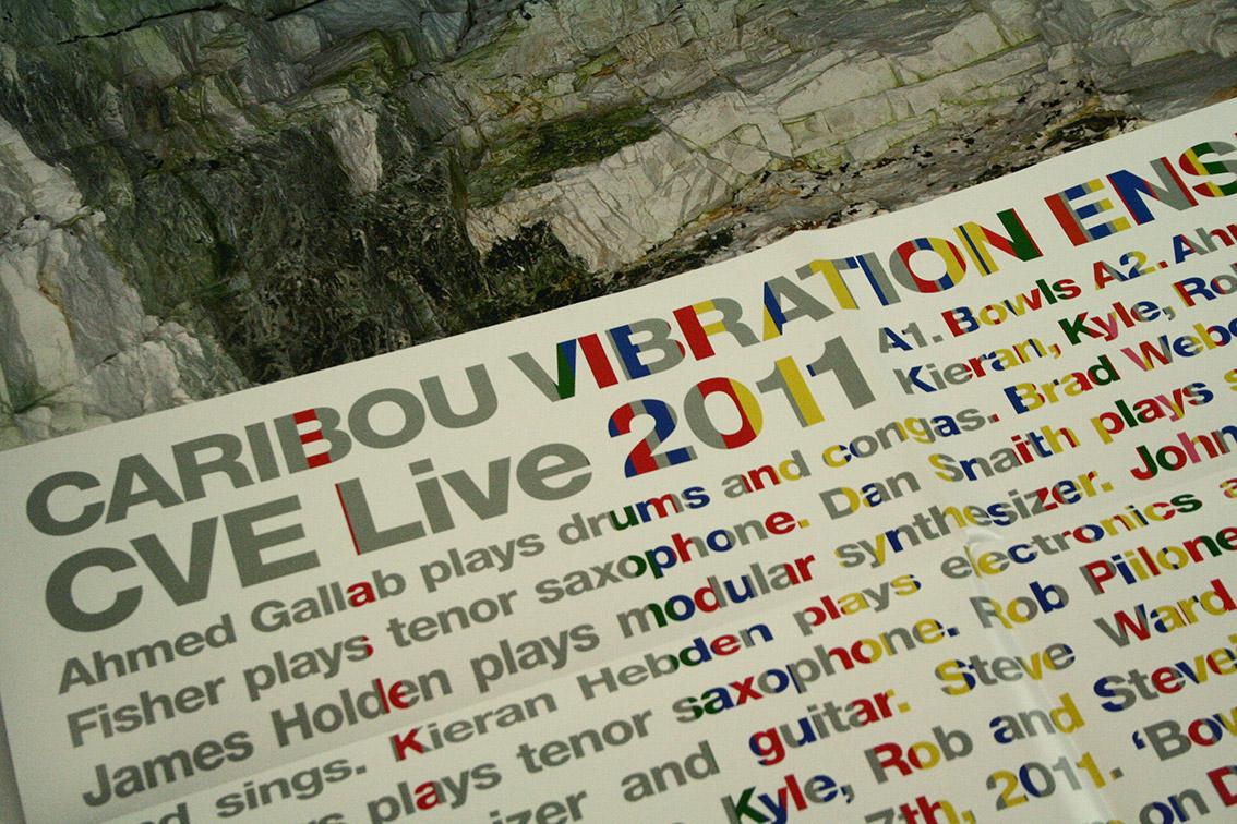 Caribou Vibration Ensemble - CVE 2011