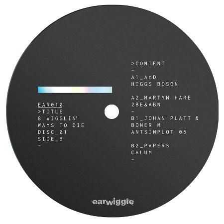 Various Artists - 8 Wigglin' Ways To Die