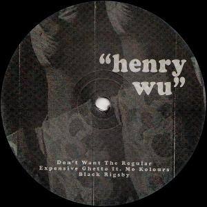 Henry Wu - Negotiate EP