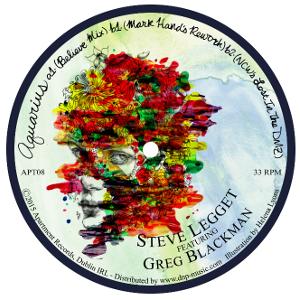 Steve Legget - Aquarius