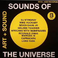 Art + Sound 2012-2015 Record B