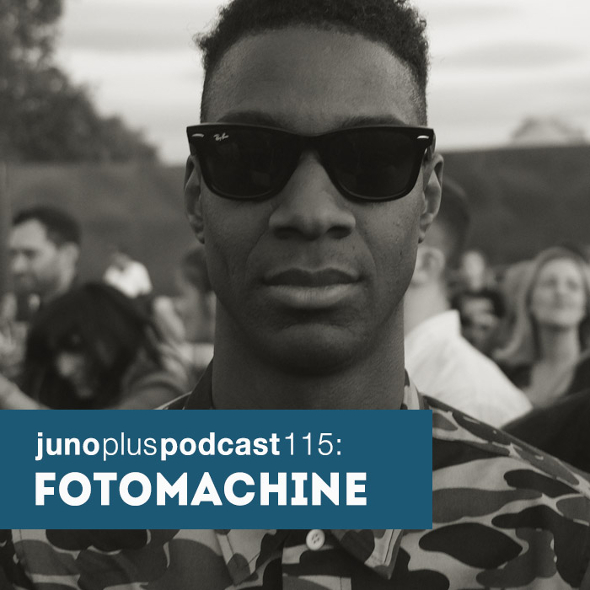Juno Plus Podcast 115: Fotomachine