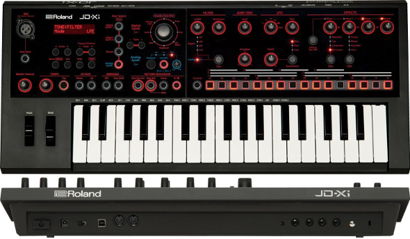 Roland Jd Xi Reviews : gear review roland jd xi juno plus ~ Vivirlamusica.com Haus und Dekorationen