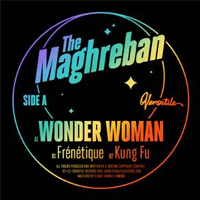The Maghreban - Wonder Woman (Versatile Records)