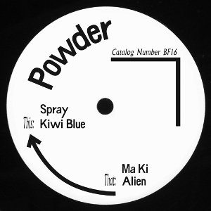 Powder - Spray
