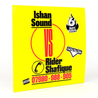Ishan Sound vs Rider Shafique