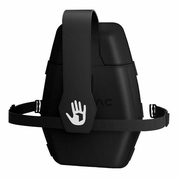 SubPac S2 Seatback Tactile Bass System-back
