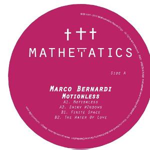 Marco Bernardi - Motionless