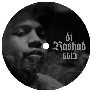 DJ Rashaad - 6613 EP