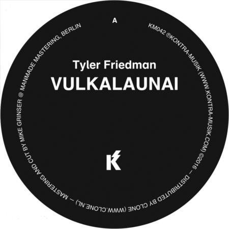 Tyler Friedman cover 450