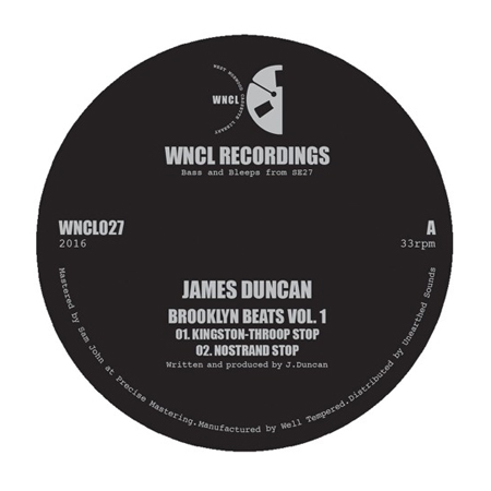 James Duncan cover 450