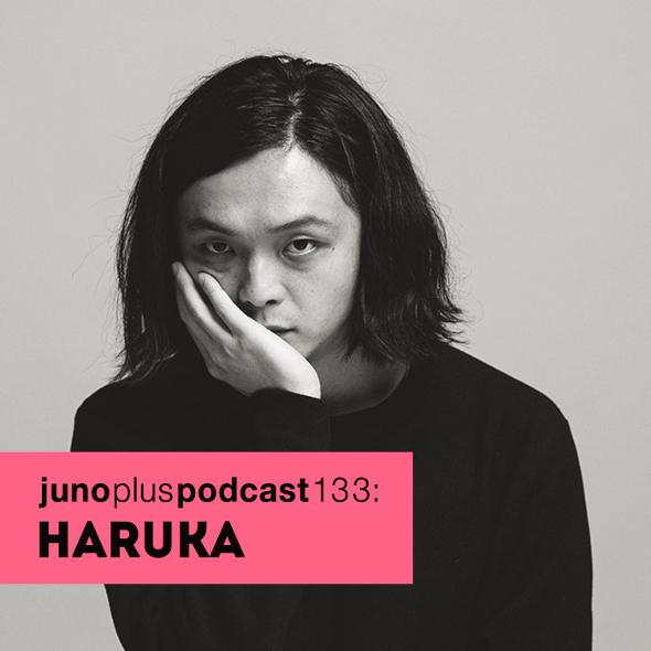 Juno Plus Podcast 133: Haruka