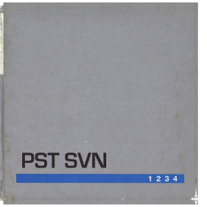 PST & SVN - Recordings 1-4